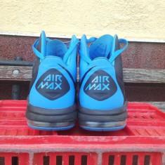Bascheti Nike - Adidasi barbati Nike, Marime: 44 1/3, Culoare: Negru, 44 1/3, Negru, Textil