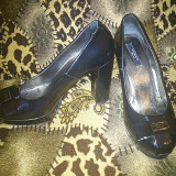 Pantofi TOSCA BLU - Pantof dama, Negru, Marime: 36
