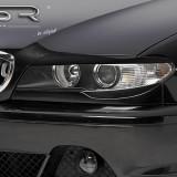pleoape ( ploape sprancene ) faruri Bmw e46 lci facelift coupe cabrio inferioare si superioare