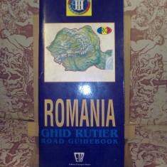 Romania Ghid rutier