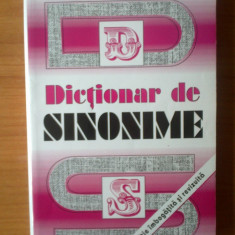 E2 Gh. Bulgar - Dictionar de sinonime - editie imbogatita si revizuita - Dictionar sinonime
