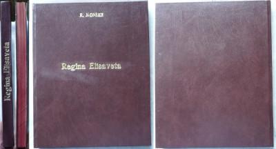 R. Monske , Regina Elisabeta , Vatra luminoasa , 1908 foto