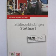 Mersul trenurilor DB an 2006