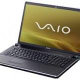 """Vand Laptop Sony VAIO ecran diagonala 18"""" VGN-AW31S in stare excelenta, Windows 7"""