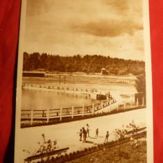 Ilustrata Turda Bai, anii '50 - Carte Postala Transilvania dupa 1918, Necirculata