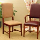 Lichidare de stoc scaune de birou elegante din lemn masiv pret 270 ron/buc TVA INCLUS!