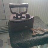 Fier de calcat cu gratar - Metal/Fonta, Altul