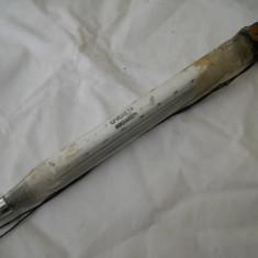 Termometru vechi de exterior 1960 Eprubeta Bucuresti