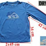 Bluza McKinley, Dry-Plus, copii, marimea 162 cm - Imbracaminte outdoor