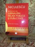 """Cristian Florin Popescu - Dictionar de jurnalism, relatii publice si pub""""7701"""""""