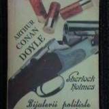ARTHUR CONAN DOYLE - SHERLOCK HOLMES. Bijuterii politiste - Carte de aventura
