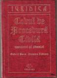 Gabriel Boroi,Dumitru Radescu - Codul de procedura civila comentat si adnotat, Alta editura