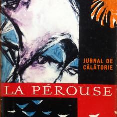 JURNAL DE CALATORIE - La Perouse - Carte de calatorie