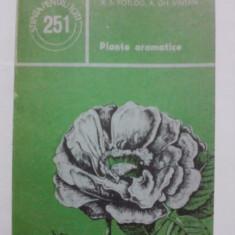 Plante aromatice - A.S. Potlog / C20P - Carte Hobby Gradinarit