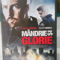 MANDRIE SI GLORIE-Edward Norton  Colin Farrell DVD