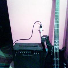 Chitara Bass Harley Benton Modern