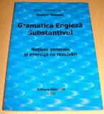 GRAMATICA ENGLEZA ( Substantivul ) - Roxana Nastase, Alta editura