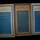 Claude Levi - Strauss, Antropologia structurala (colectia idei contemporane)