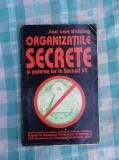 Organizatiile secrete si puterea lor in secolul xx   Jan Van Helsing, Alta editura