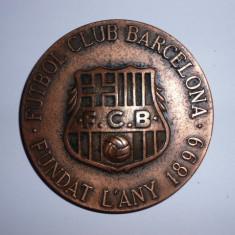 Medalie fotbal FC BARCELONA