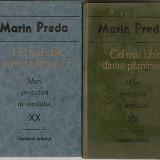 Marin Preda-Cel mai iubit dintre paminteni*2 vol. - Roman, Anul publicarii: 1990