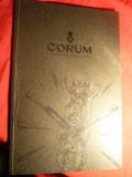 Catalog Ceasuri de lux Corum  2010 , 48 pag.