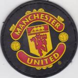 Emblema din cauciuc Manchester United