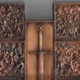 ***MEDALII - SECVENTE DIN LUPTELE LUI STEFAN CEL MARE SI SFANT*** - Medalii Romania