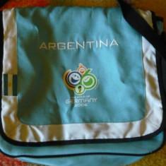 Geanta sport Argentina Campionatul Mondial 2006