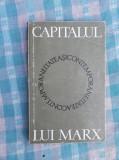 Capitalul lui Marx  si contemporaneitatea