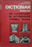DICTIONAR ILUSTRAT DE CONSTRUCTII  de  TEODORU, Alta editura