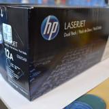 Toner HP LASERJET 12A negru SIGILAT, nou-nout