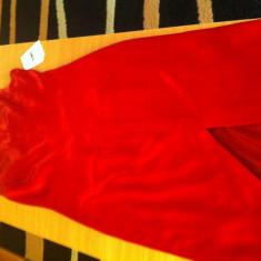 Rochie - Rochie de seara Yokko, Marime: 48, Culoare: Rosu, Rosu, Scurta