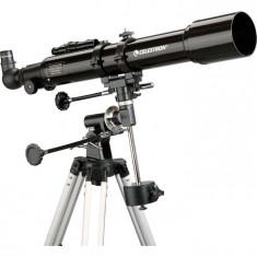 Telescop refractor Powerseeker 70EQ Celestron 140x - Luneta vanatoare