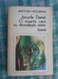 Jocurile Daniei O moarte care nu dovedeste nimic, Alta editura, 1985
