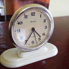 Ceas mecanic SLAVA - Ceas desteptator
