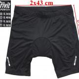 Pantaloni scurti ciclism Crivit, unisex, marimea XL(56-58) !PROMOTIE 2+1 GRATIS! - Echipament Ciclism
