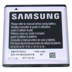 Acumulator baterie Samsung Galaxy S i9000 EB575152VU noi originale, Li-ion