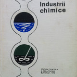 INDUSTRII CHIMICE - M. Iovu - Carte Chimie