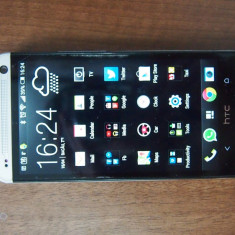 HTC ONE codat orange FULL BOX garantie - Telefon mobil HTC One, Argintiu, 32GB, Single SIM
