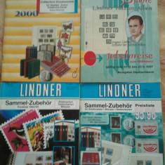 Lot reviste Lidner (variata mica), despre numismatica, filatelie etc, 50 roni / lotul, taxele postale gratuite