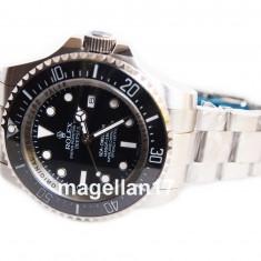 Rolex Deepsea Sea-Dweller Silver ! ! Cea Mai Buna Calitate ! Cutie Cadou ! ! *** - Ceas barbatesc Rolex, Lux - elegant, Mecanic-Automatic, Inox, Data