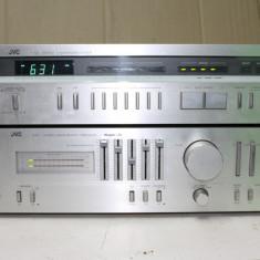 Tuner JVC T-X2 + Amplificator JVC A-X2 - Amplificator audio