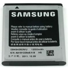 Acumulator baterie Samsung C6712 Star 2 Duos | i5510 Galaxy 551 EB494353VU, Samsung Galaxy Y Duos, Li-ion