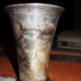 Cupa metalica - patina deosebita, Vase