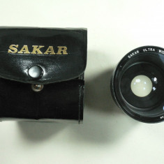 SAKAR ULTRA WIDE MACRO LENS O, 6 - F = 5, 6 - JAPAN - Accesoriu foto