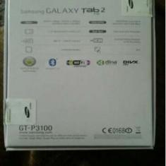 Samsung Tab 2 gt3100 3g 16gb Silver - Tableta Samsung Galaxy Tab 2 P3100, Wi-Fi + 3G
