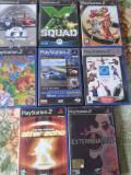 Vand jocuri PS2,originale,actiune,aventura,pachet de 16 bucati, Toate varstele, Multiplayer, Activision