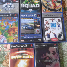 Vand Jocuri PS2 Activision, originale, actiune, aventura, pachet de 16 bucati, Toate varstele, Multiplayer
