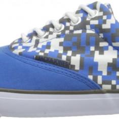 41_Adidasi Originali Jack and Jones - panza - Tenisi barbati Jack & Jones - in cutie, Culoare: Albastru, Textil